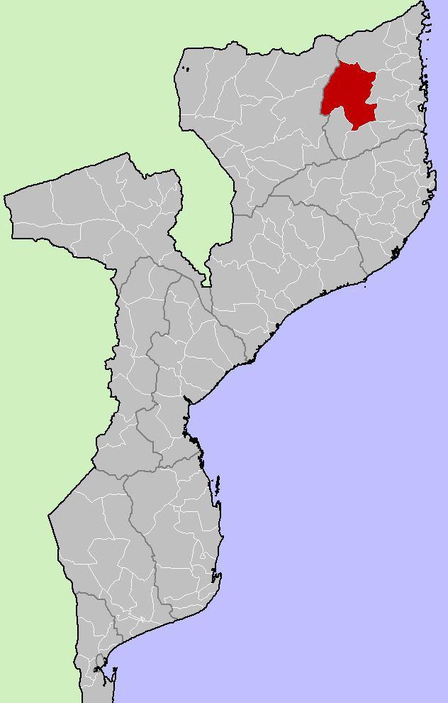 Montepuez District