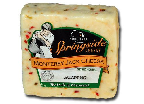 Monterey Jack Jack Cheese with Pepper