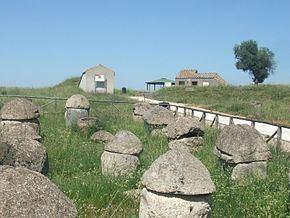 Monterozzi necropolis httpsuploadwikimediaorgwikipediacommonsthu