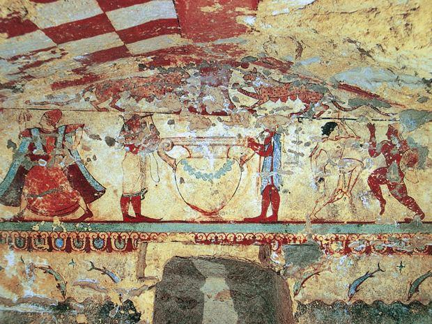 Monterozzi necropolis The Etruscan Necropolis of Monterozzi Terra Etrusca