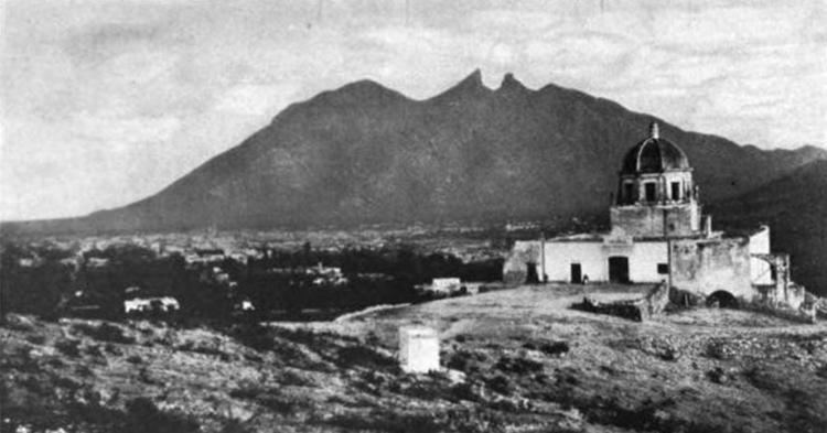 Monterrey in the past, History of Monterrey
