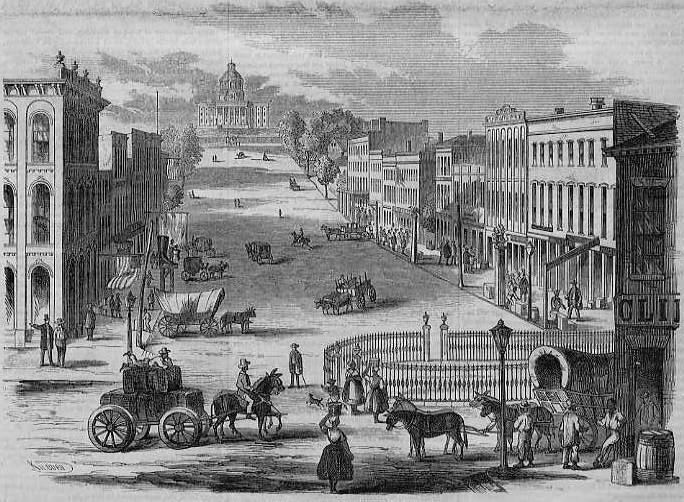Montgomery, Alabama in the past, History of Montgomery, Alabama