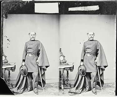 Montgomery C. Meigs Montgomery Cunningham Meigs Major General United States Army