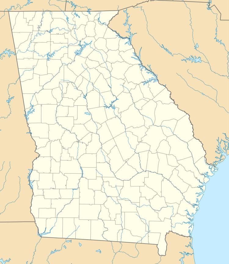 Monticello Historic District (Monticello, Georgia)