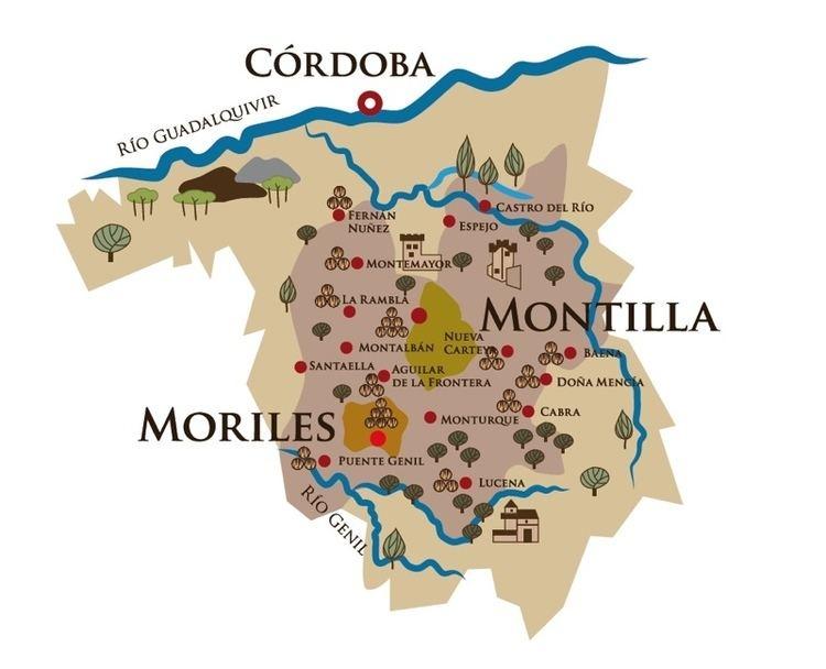 Montilla-Moriles MontillaMoriles Aprender de Vino