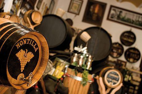Montilla-Moriles Vinos DO Montilla Moriles Turismo de Cabra