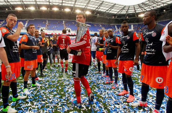 Montpellier HSC Remey Vercoutre Pictures Montpellier HSC v Olympique Lyonnais