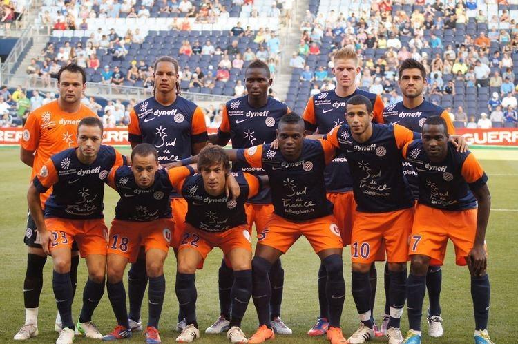 Montpellier HSC vs Montpellier HSC 03 St Ann39s Photos