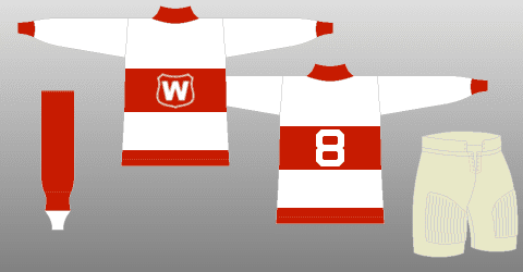 Montreal Wanderers Montreal Wanderers The unofficial NHL Uniform Database