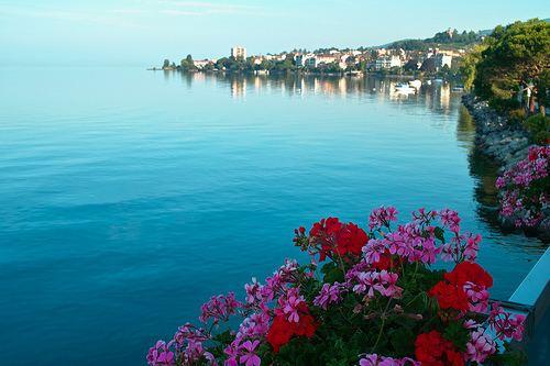 Montreux Beautiful Landscapes of Montreux