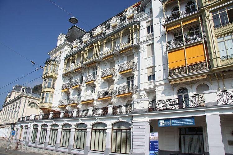 Montreux Business University