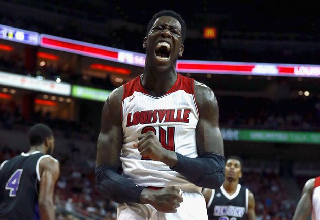 Montrezl Harrell Montrezl Harrell transitions into a leader at Louisville