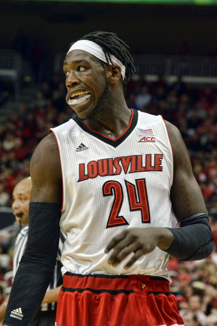 Montrezl Harrell The ACC suspends Montrezl Harrell for Cal State Northridge