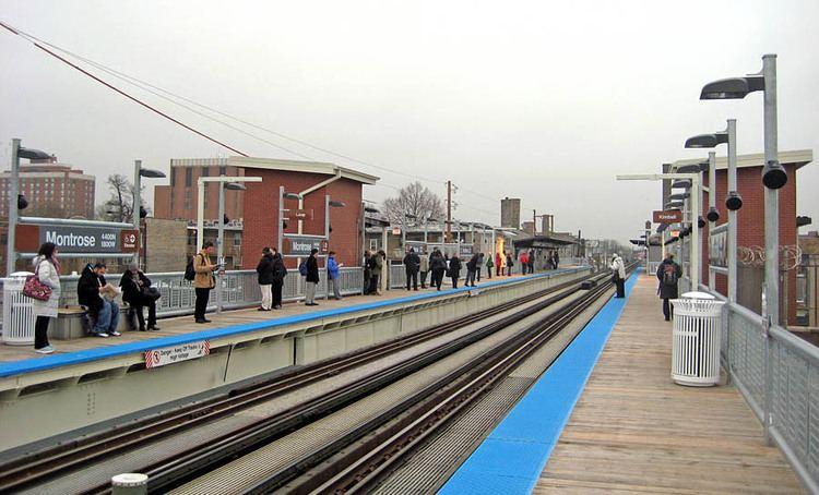 Montrose station (CTA Brown Line)