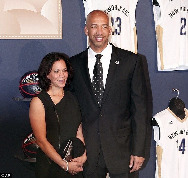 Monty Williams Oklahoma City Thunder coach Monty Williams wife dies in car crash
