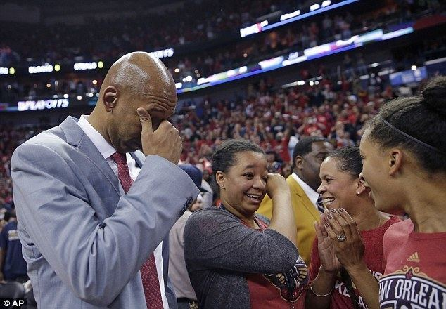 Monty Williams NBAs Monty Williams FORGIVES woman who killed his wife Ingrid at