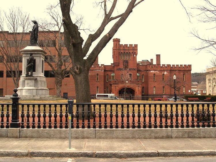 Monument Park Historic District