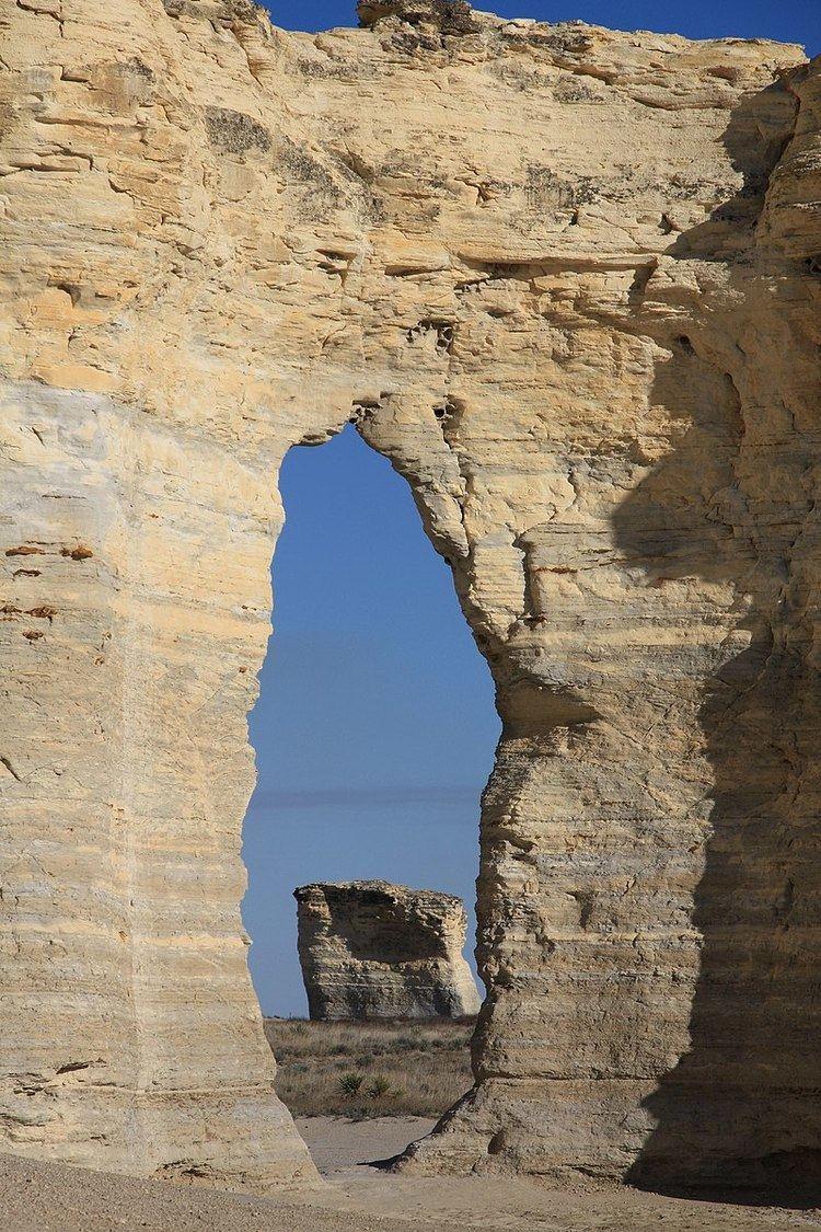 Monument Rocks (Kansas)