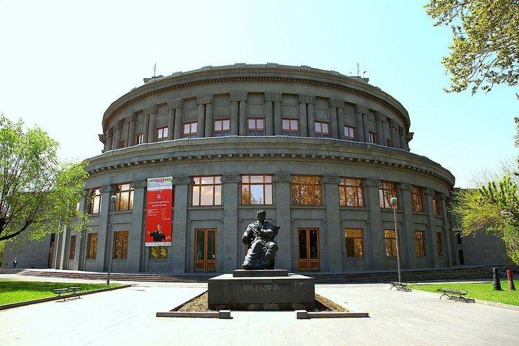 Monuments of Yerevan