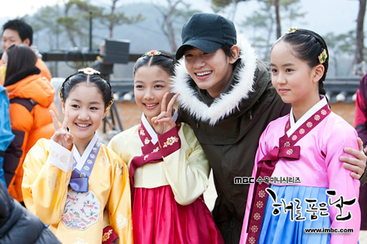 Moon Embracing the Sun What39s happened to the young lovers in The Moon that Embraces the Sun
