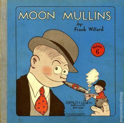 Moon Mullins Moon Mullins 1927 Cupples comic books