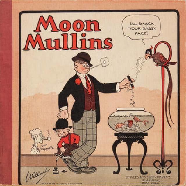 Moon Mullins Moon Mullins Character Comic Vine