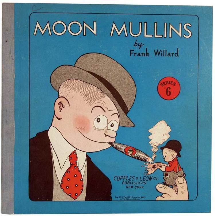 Moon Mullins Scoop Where the Magic of Collecting Comes Alive Moony for Moon