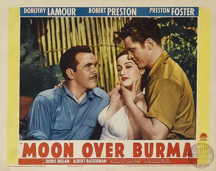 Moon Over Burma Moon Over Burma