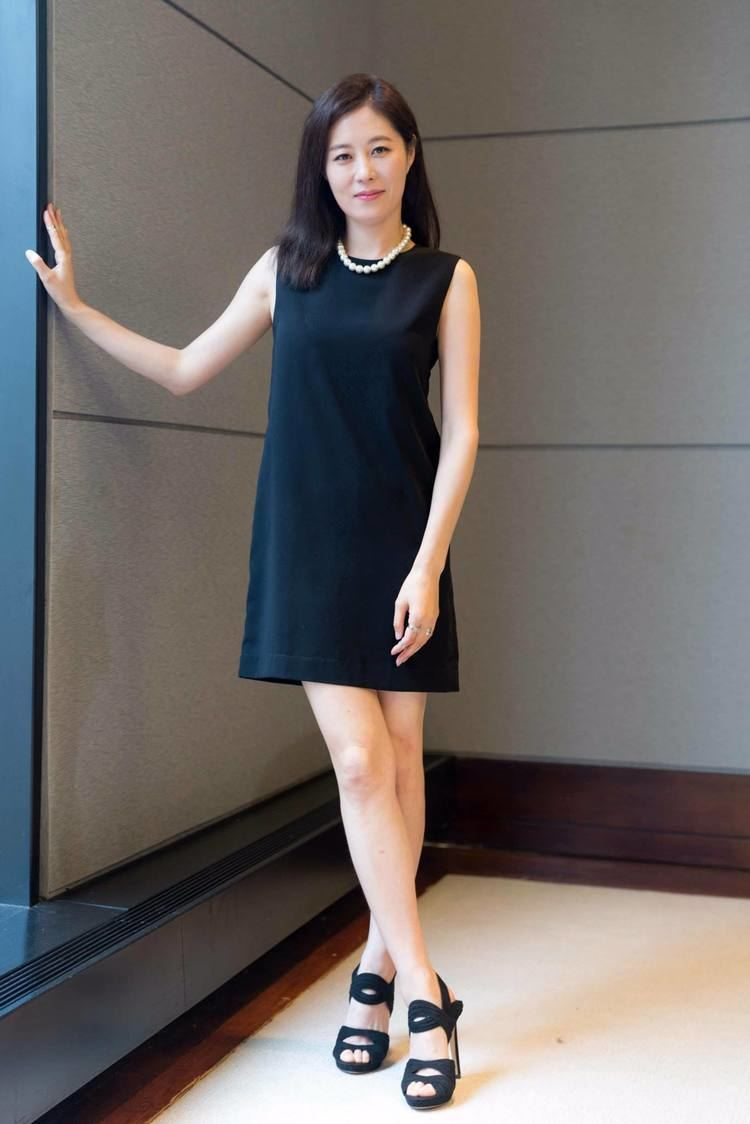 Moon So-ri Exclusive Interview with Actress Moon Sori Blog