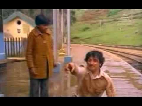 Moondram Pirai Moondram Pirai Climax Kamal Performance YouTube