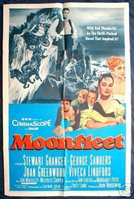 Moonfleet (1955 film) Els contrabandistes de Moonfleet Viquipdia lenciclopdia lliure