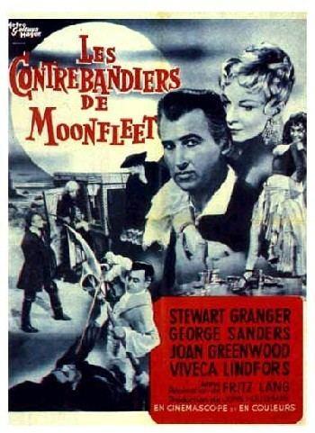 Moonfleet (1955 film) Fritz Langs Moonfleet Movie 1955
