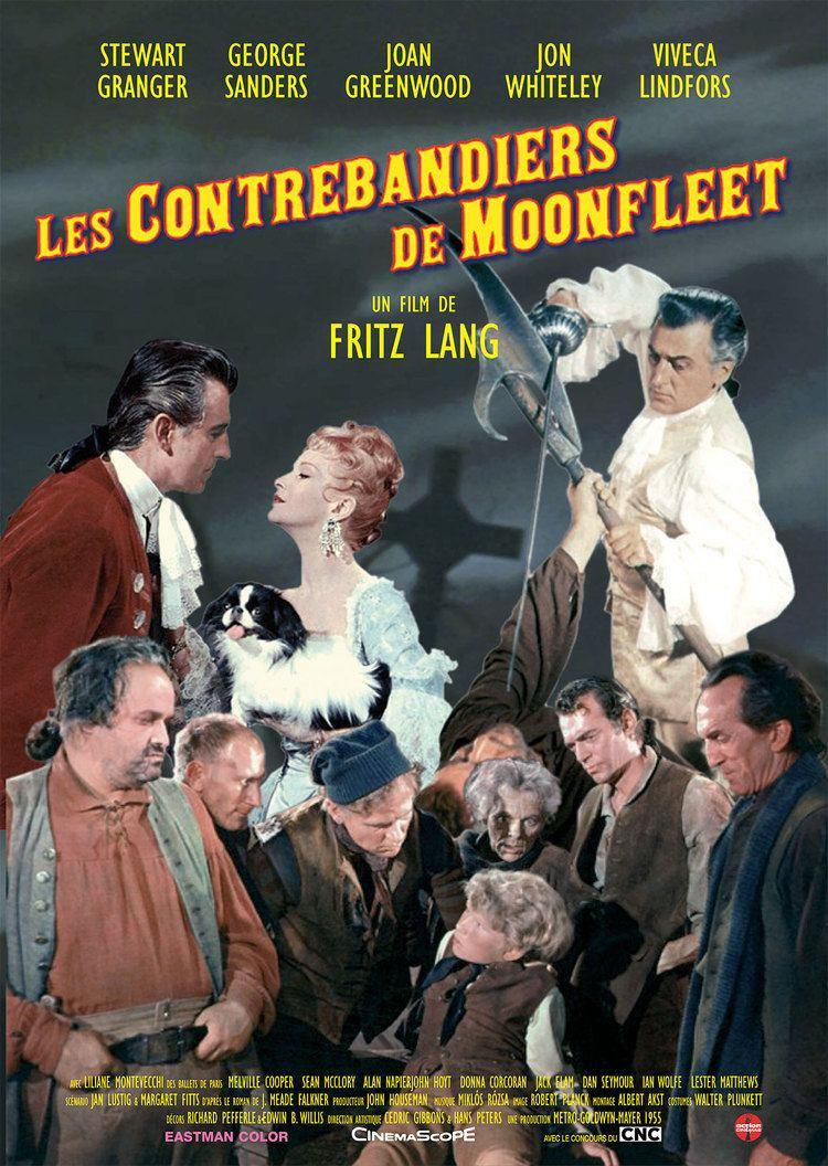 Moonfleet (1955 film) Les Contrebandiers de Moonfleet film 1955 AlloCin