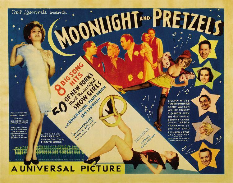 Moonlight and Pretzels Moonlight and Pretzels