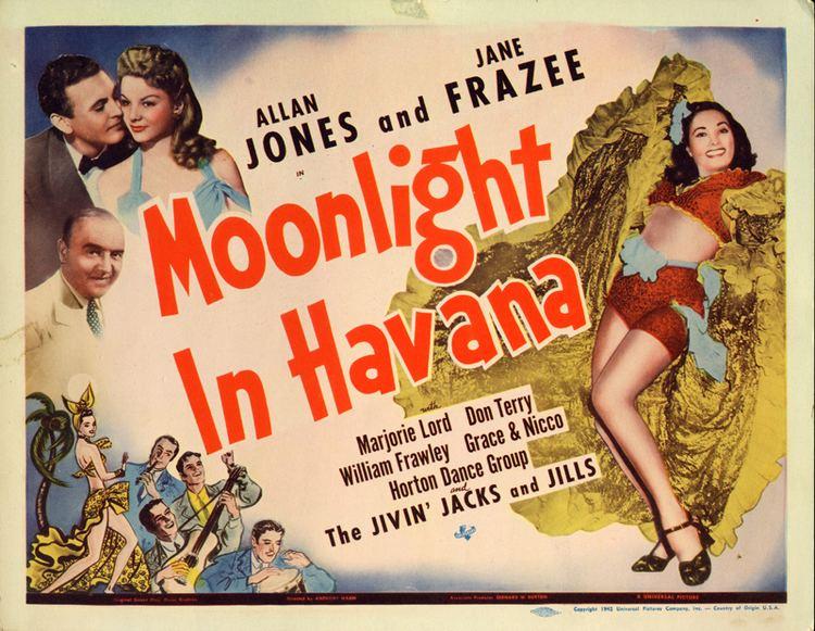 Moonlight in Havana Allan Jones and Jane Frazee in Moonlight in Havana WolfsonianFIU