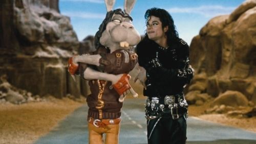 Moonwalker movie scenes Does anyone remember the Speed Demon segment from this Michael Jackson movie We all know Jackson was like a big kid and this scene always reminds me of