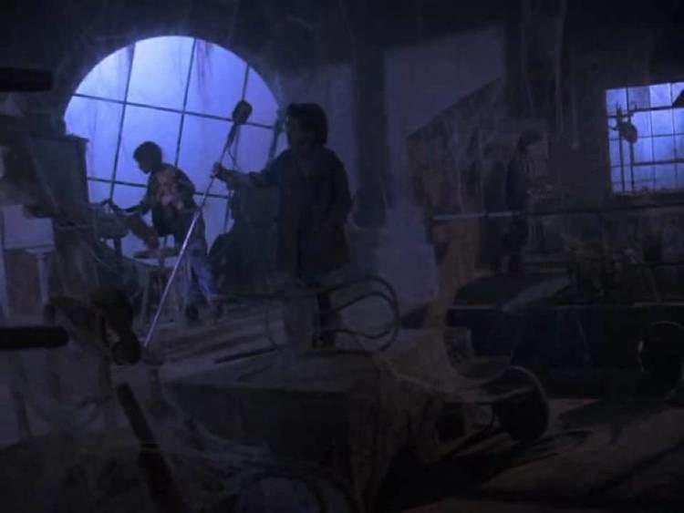 Moonwalker movie scenes Sean Lennon s scenes in Moonwalker 1988