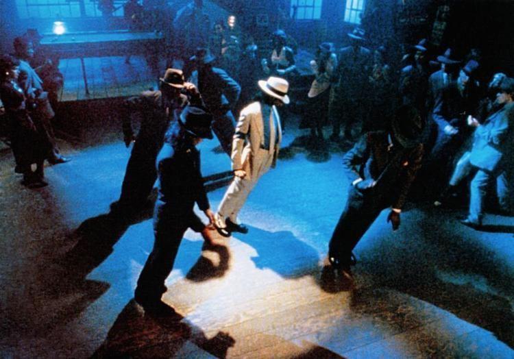 Moonwalker movie scenes MOONWALKER Michael Jackson in white 1988 Dream Quest Images