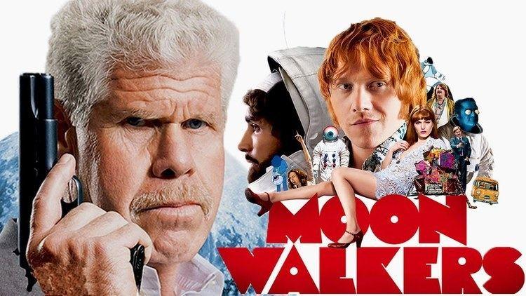Moonwalkers (film) MOONWALKERS Trailer Ron Perlman 2016 YouTube