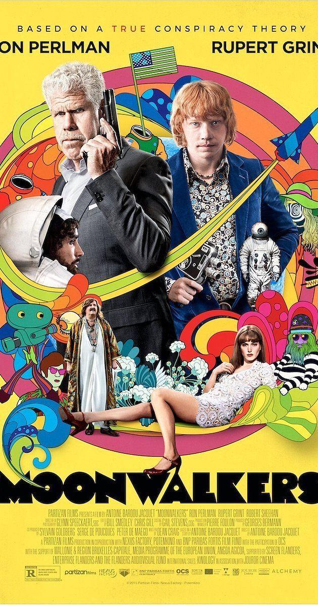 Moonwalkers (film) Moonwalkers 2015 IMDb