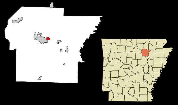 Moorefield, Arkansas