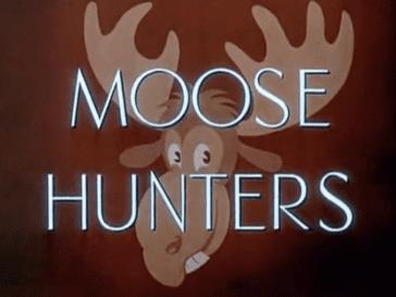 Moose Hunters movie poster