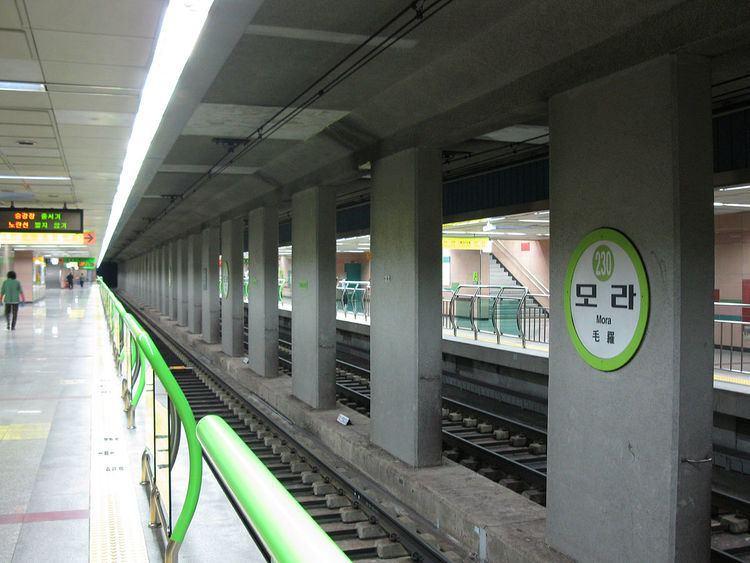 Mora Station