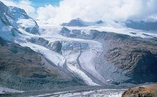 Moraine moraine geology Britannicacom