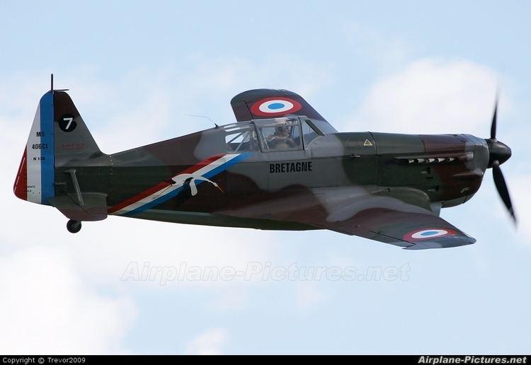 Morane-Saulnier M.S.406 Morane Saulnier MS406 Photos AirplanePicturesnet