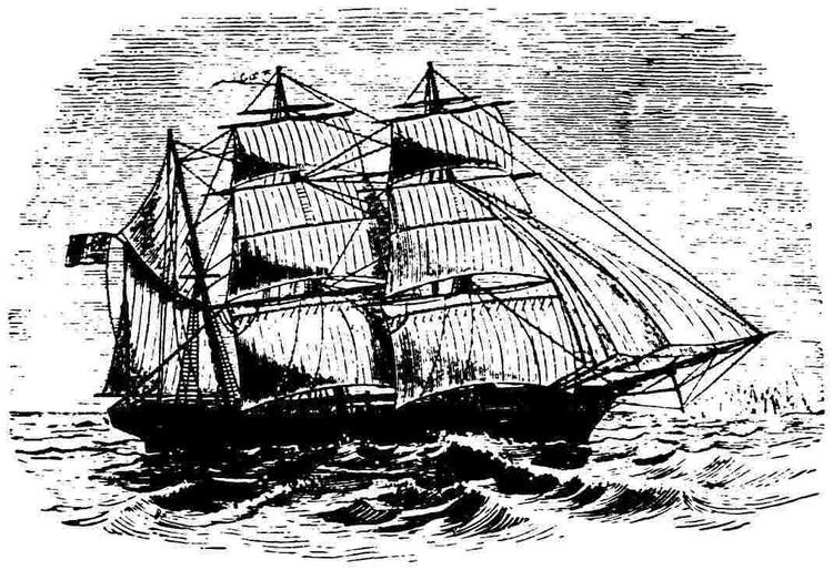 Moravian Church Mission Ships