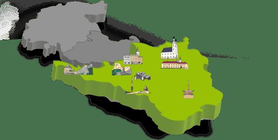 Moravian Silesian Region Beautiful Landscapes of Moravian Silesian Region