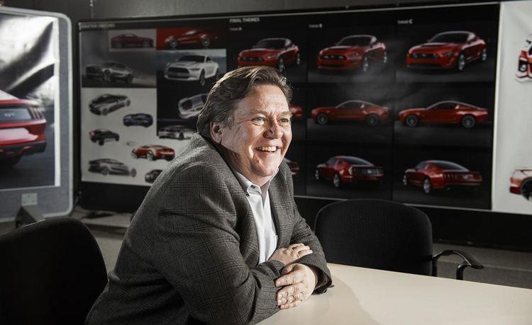 Moray Callum Moray Callum Ford39s Vice President of Design on