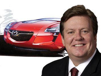Moray Callum Moray Callum is new Ford Executive Director of Design