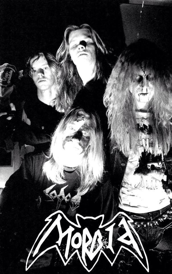 Morbid (band) Dead Per Yngve Ohlin MAYHEM RIH Mena mayhem Pinterest